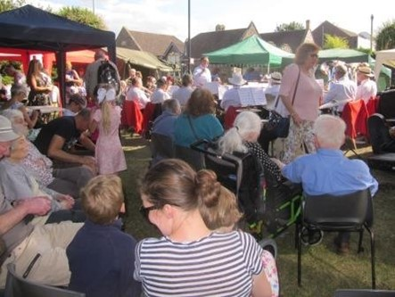 Entertainment in the Grounds 2017